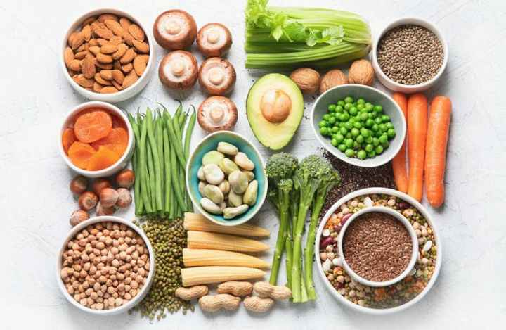 Vegetarian and vegan diet: five things for over-65s to consider if switching to a plant-based diet