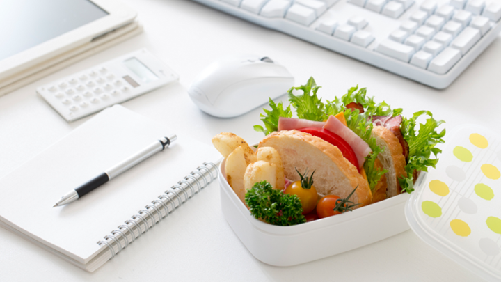 Tips to eat well when returning back towork